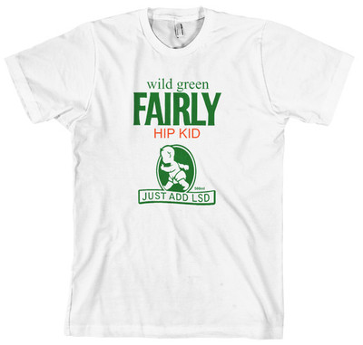 Fairly Hip Kid tshirt