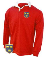 Munster Retro Rugby shirt