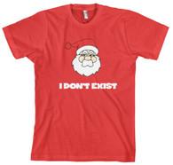 I dont exist funny t shirt