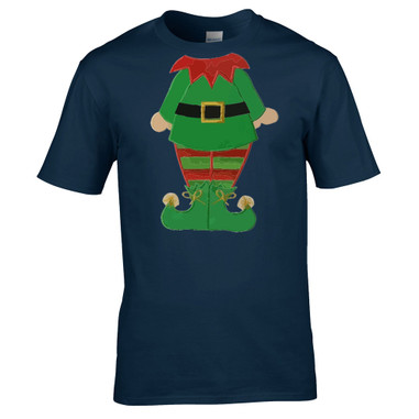 Elf Body Outfit Tshirt for Christmas gift idea