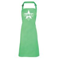 star design baker apron gift idea for christmas gift or birthday present