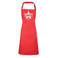 star baker apron gift idea for christmas gift or birthday present