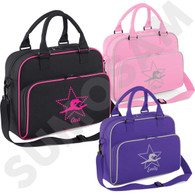 Girls Shoulder Bag for Dance Ballet Gymnastics Dancing Accessories Free Printing