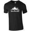 Fortnite logo gaming t-shirt