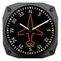 """6"""" Directional Gyro Instrument Style Clock"""