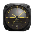 """3.5"""" Vintage Artificial Horizon Desk Model Alarm Clock"""