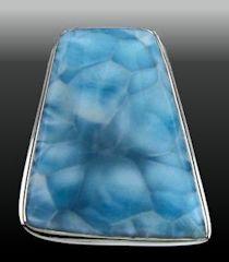 Larimar Pendant - Image