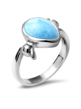 MarahLago Seduction Larimar Ring - New Design