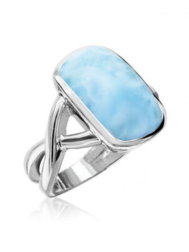 MarahLago Brie Collection Larimar Ring
