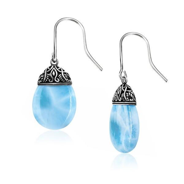 MarahLago Alana Collection Larimar Earrings