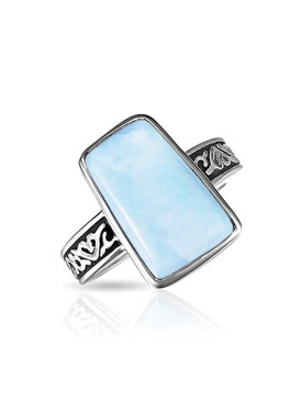 MarahLago Hanna Collection Larimar Ring