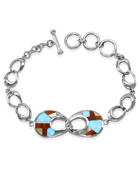 MarahLago Luce Collection Larimar Bracelet
