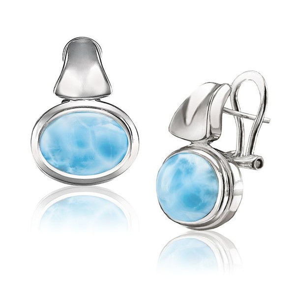 MarahLago Caressa Larimar Earrings