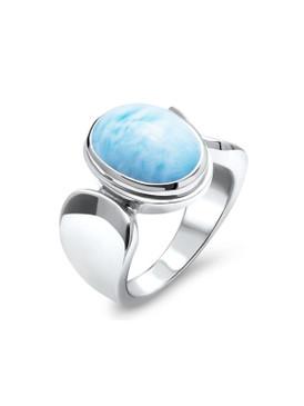 MarahLago Caressa Collection Larimar Ring