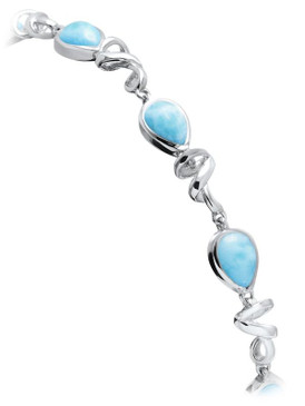 MarahLago Hydra Collection Larimar Bracelet
