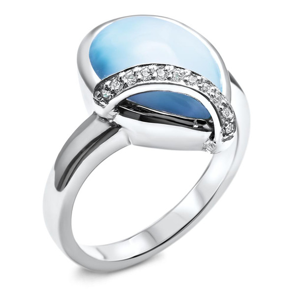 MarahLago Daria Larimar Ring