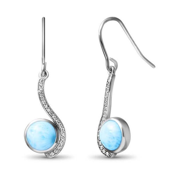 MarahLago Adella Larimar Earrings