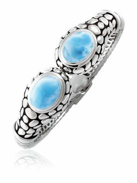 MarahLago Tortuga Collection Larimar Bracelet