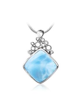 MarahLago Mystic Collection Larimar Necklace