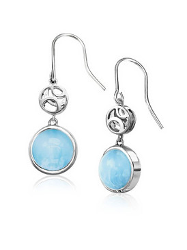 MarahLago Zara Collection Larimar Earrings