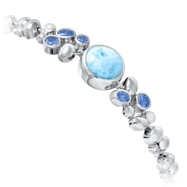 MarahLago Victoria Larimar Bracelet
