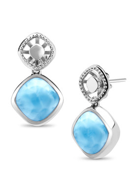 MarahLago Aspen Collection Larimar Earrings