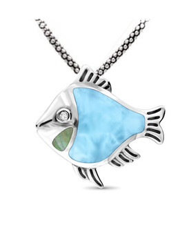 MarahLago Sealife Collection Sun Fish Larimar