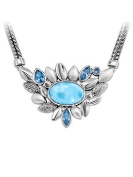 MarahLago Tiana Collection Larimar Necklace - 3x4