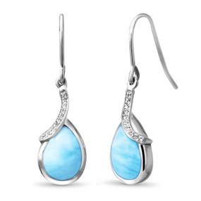 MarahLago Daria Larimar Earrings