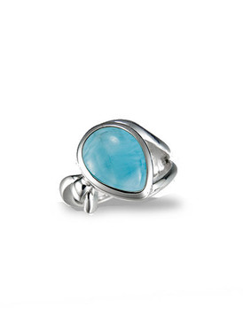 MarahLago Seduction Collection Larimar Ring - Original Design
