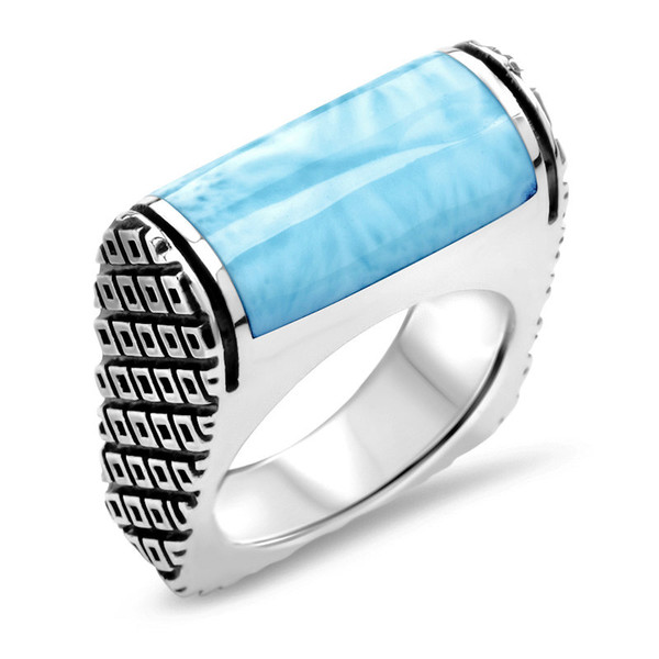 MarahLago Omni Collection Larimar Ring