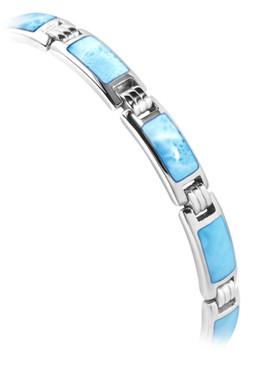 MarahLago Encore Larimar Bracelet - 3x4