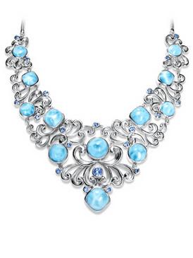 MarahLago Harmony Larimar Necklace