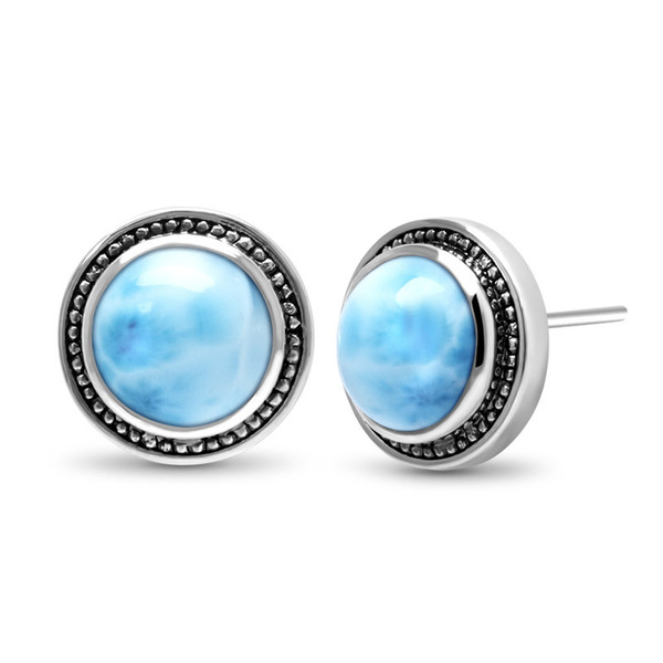 MarahLago Aegis Larimar Earrings