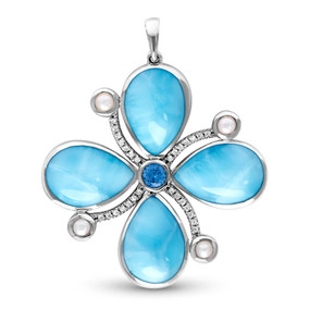 MarahLago Bella Larimar Necklace