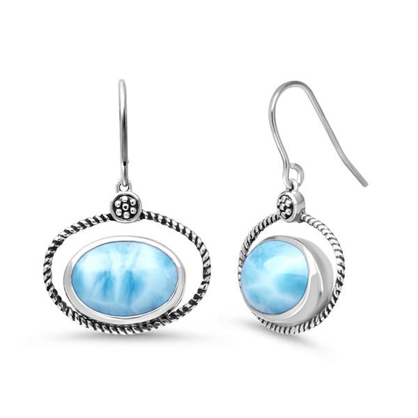 MarahLago Twine Larimar Earrings