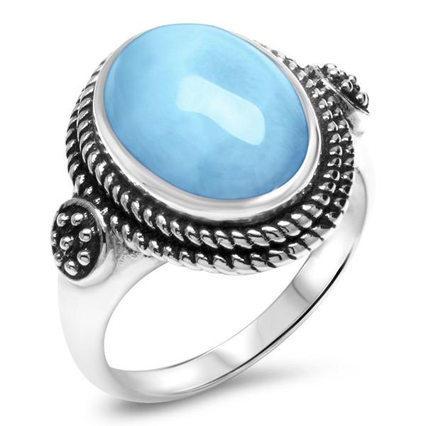 MarahLago Twine Larimar Ring