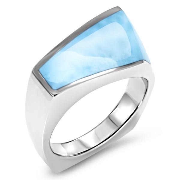 MarahLago Nile Larimar Ring
