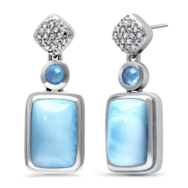 MarahLago Skye Larimar Earrings