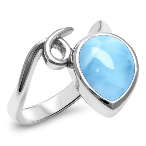 MarahLago Muse Larimar Ring