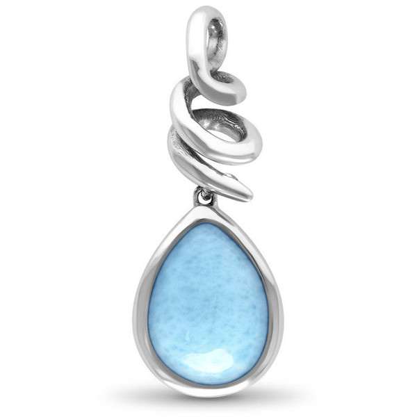 MarahLago Muse Larimar Pendant/Necklace