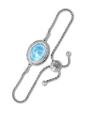 MarahLago Clarity Oval Bracelet  - 3x4