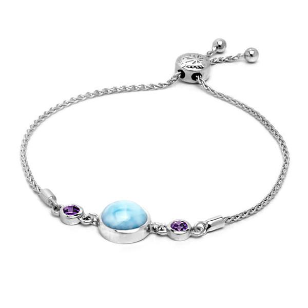MarahLago Hideaway Bracelet with Amethyst