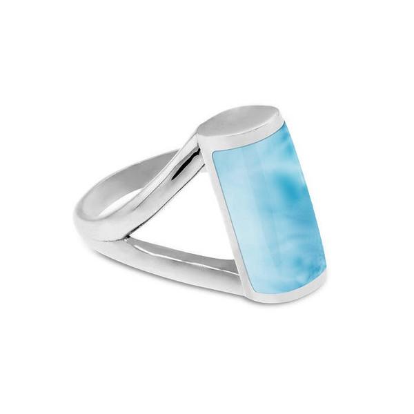 MarahLago Castaway Larimar Ring