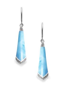 MarahLago Drift Larimar Earrings  - 3x4