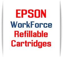 EPSON WorkForce Refillable Ink Cartridges