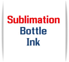 Dye Sublimation Bottle Ink