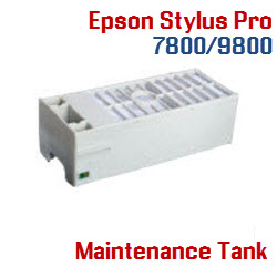Epson Stylus Pro 7800/9800 Maintenance Tanks