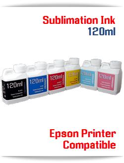 120ml Sublimation Refill ink Epson Stylus Pro Printers