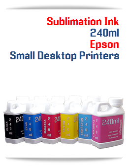 Epson Small Desktop Sublimation Ink 240ml